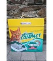 Litière pour chat CORDI ULTRA COMPACT