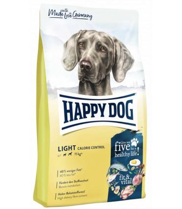 Croquettes chiens HAPPY DOG LIGHT CALORIE CONTROL